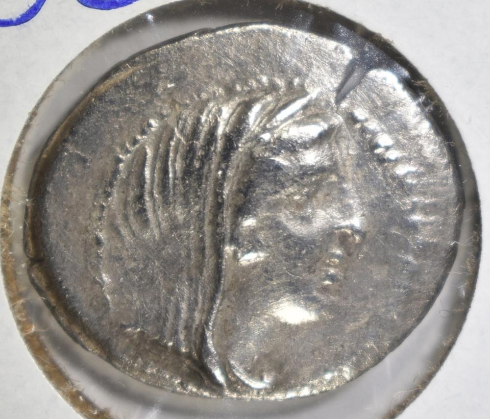 270-229 BC SILVER DRACHM