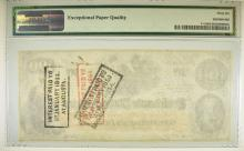 Lot 140: 1862-63 $100 CSA PMG 66 EPQ