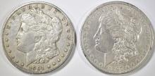 Lot 150: 1897-O AU & 1901-O VF MORGAN DOLLARS