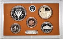 Lot 198: 2018 CLAD & SILVER U.S. PROOF SETS
