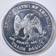 Lot 209: 1875-CC TRADE DOLLAR BU OLD CLEANING