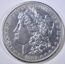 Lot 212: 1883-S MORGAN DOLLAR BU