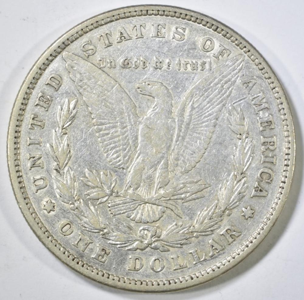 Lot 227: 1878 8TF MORGAN DOLLAR XF