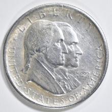 Lot 235: 1926 SESQUICENTENNIAL COMMEM HALF DOLLAR AU