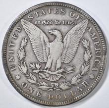 Lot 270: 1896-S MORGAN DOLLAR XF