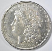 Lot 267: 1880-O MORGAN DOLLAR, BU