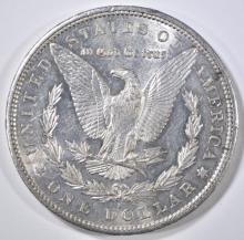 Lot 279: 1890-S MORGAN DOLLAR BU