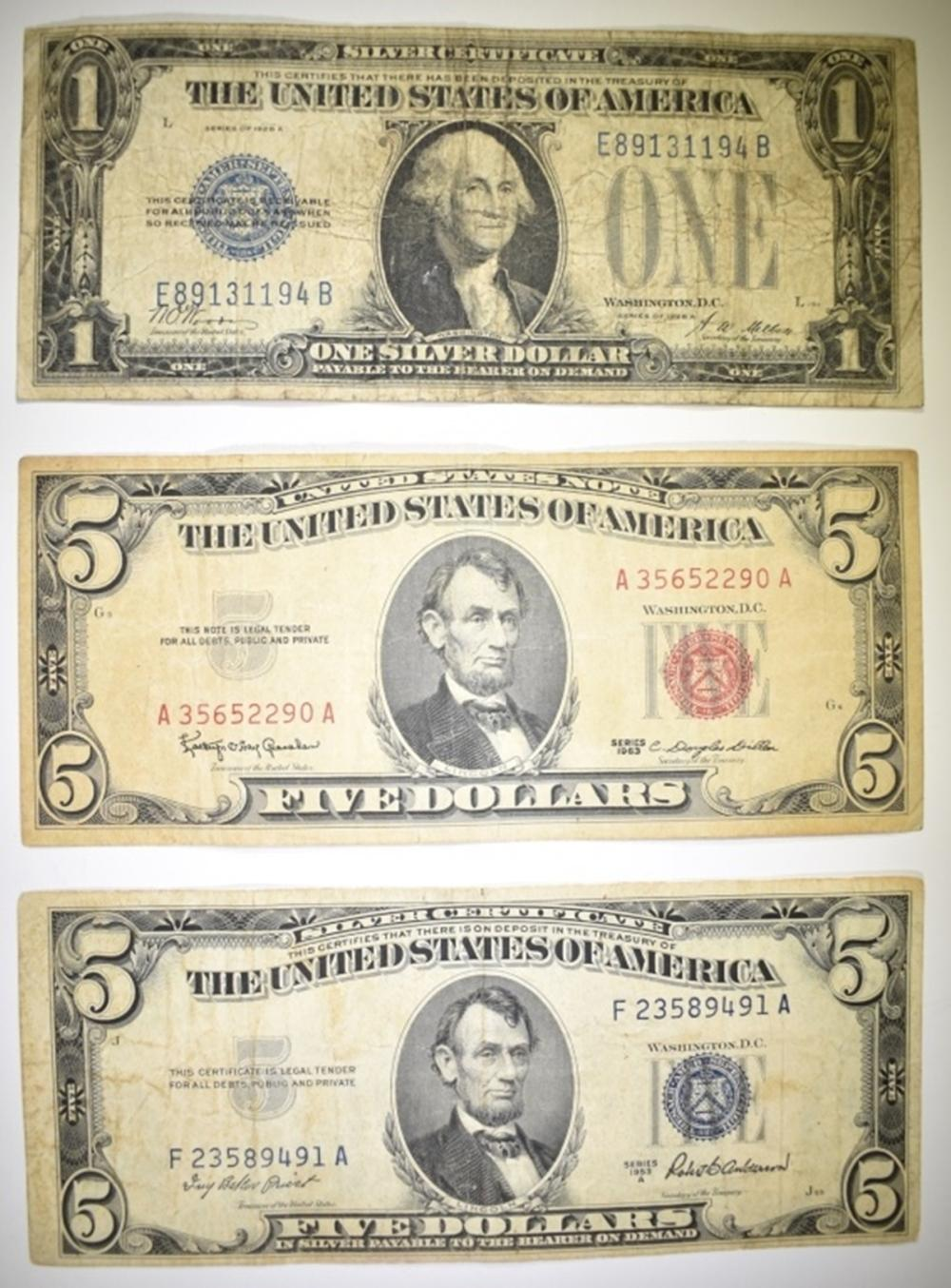 Lot 474: CURRENCY LOT: