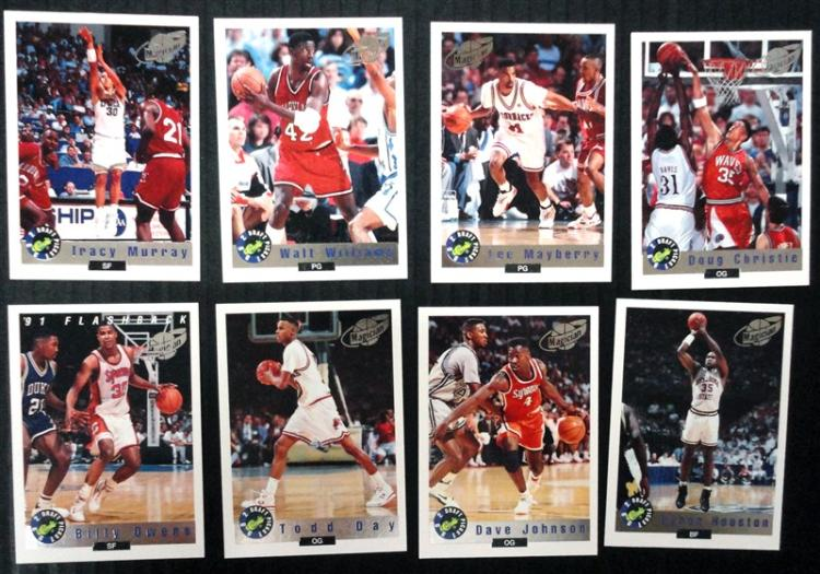 1992 classic draft picks basketball sets for Classic house 1992