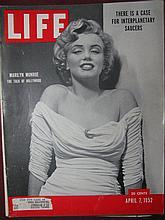 LIFE MAGAZINE 1952 MARILYN MONROE