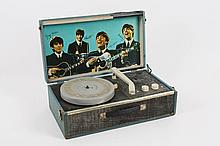 BEATLES NEMS 1964 RECORD PLAYER.