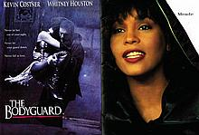 WHITNEY HOUSTON - ORIGINAL PRESS PACK FOR THE BODYGUARD