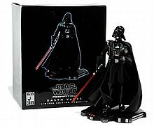 STAR WARS ANIMATED DARTH VADER LIMITED EDITION MAQUETTE.