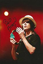 IAN BROWN SIGNED PHOTO