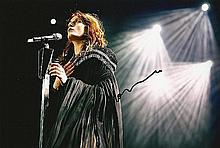 FLORENCE WELSH SIGNED PHOTO