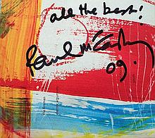 PAUL MCCARTNEY SIGNED 'THE FIREMAN ELECTRIC ARGUMENTS' CD