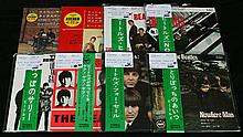 THE BEATLES JAPANESE EP'S.