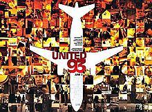 UNITED 93 BRITISH QUAD POSTER 30X40 INCHES