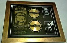 WILLIE NELSON PRESENTATION 'ON THE ROAD AGAIN'
