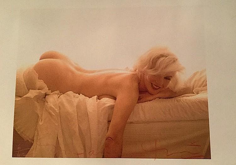 Marilyn Monroe Nudes 111