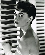AUDREY HEPBURN SABRINA PHOTO