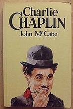 CHARLIE CHAPLIN JOHN MCCABE BOOK.
