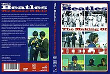 THE BEATLES THE MAKING OF HELP! DVD