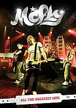 MCFLY ALL THE GREATEST HITS DVD.