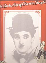 THE COMIC ART OF CHARLIE CHAPLIN BOOK.