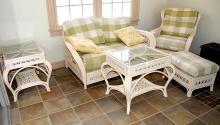 Patio Furniture Set