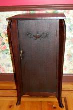 19th Century Mahogany Music Stand