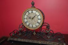 Mantle Clock, battery drive