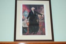 Presidential Prints - George Washington & Teddy Roosevelt