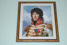 2 Prints - King of Naples & USS Constitution