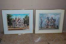 Pair of Victorian Prints