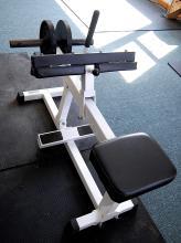 Incline Bench/Roman Chair