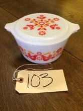 Capenos Estate Auction V - VINTAGE PYREX COLLECTION