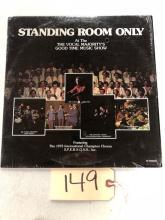 1975 S.P.E.B.S.Q.S.A. VINYL RECORD