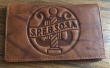 S.P.B.E.S.Q.S.A. BUSINESS CARD HOLDER