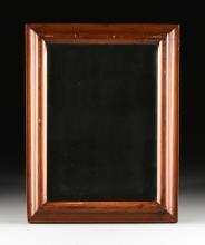 A COLONIAL CHERRY MIRROR, CIRCA 1770,