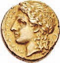 Coins : Electrum-100 litrae c. 310/305.
