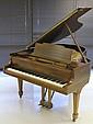 STEINWAY MODEL M GRAND PIANOserial number  #267093estimate 6,000-9,000