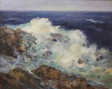JOHN DOEMLING (1894-1955), OIL ON CANVAS