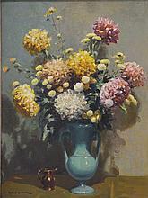 ROBERT ALEXANDER GRAHAM (1873-1946), OIL ON BOARD
