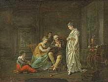 ETIENNE BARTHELEMY GARNIER (1759-1849), SIGNED