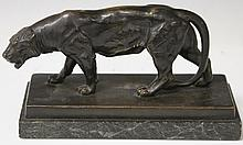 FRIEDRICH GORNIK (1877-1943), BRONZE FIGURE