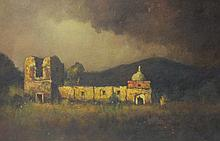 WILL SPARKS (1862-1937), OIL ON CANVAS