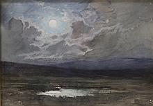 RAYMOND DABB YELLAND (1848-1900), WATERCOLOR