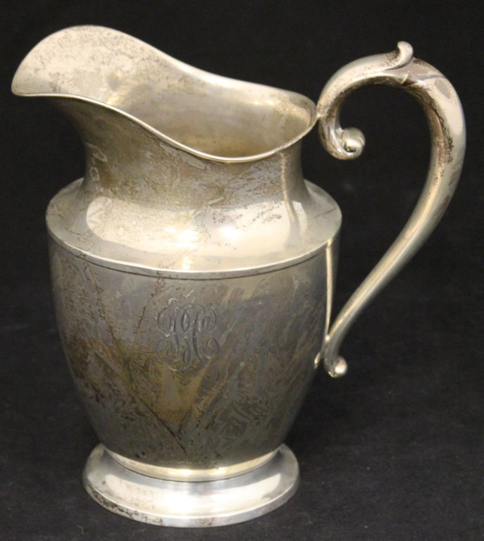 WALLACE STERLING SILVER PITCHER
