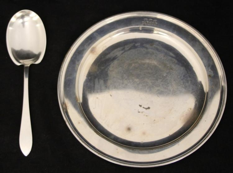 LOT OF (2) TIFFANY & CO. STERLING SILVER